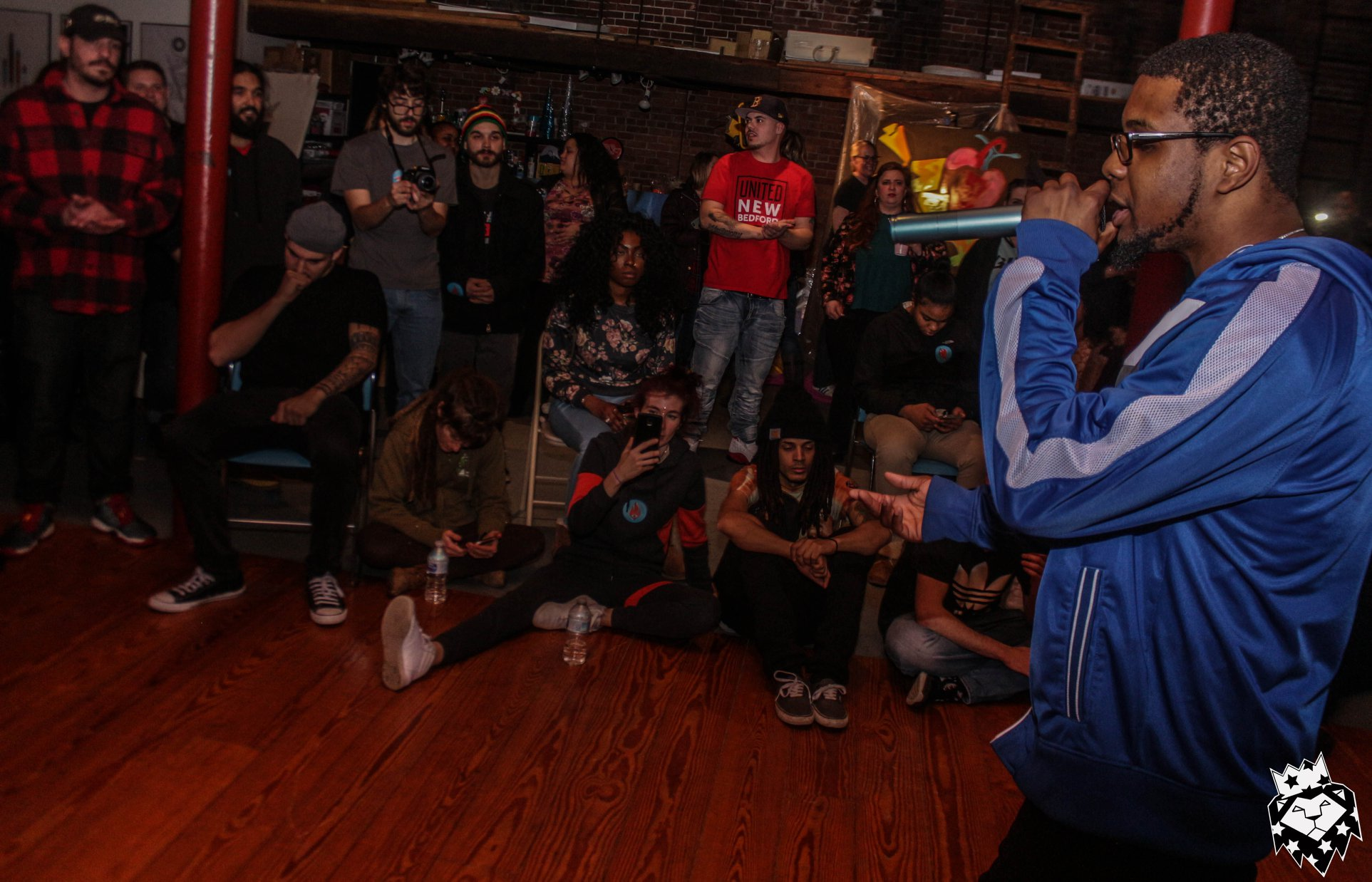 Hip Hop in downtown New Bedford